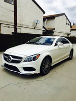 Picture of 2015 Mercedes-Benz CLS-Class CLS400 4MATIC