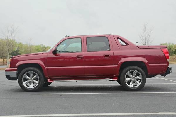 2003 chevy avalanche parts manual