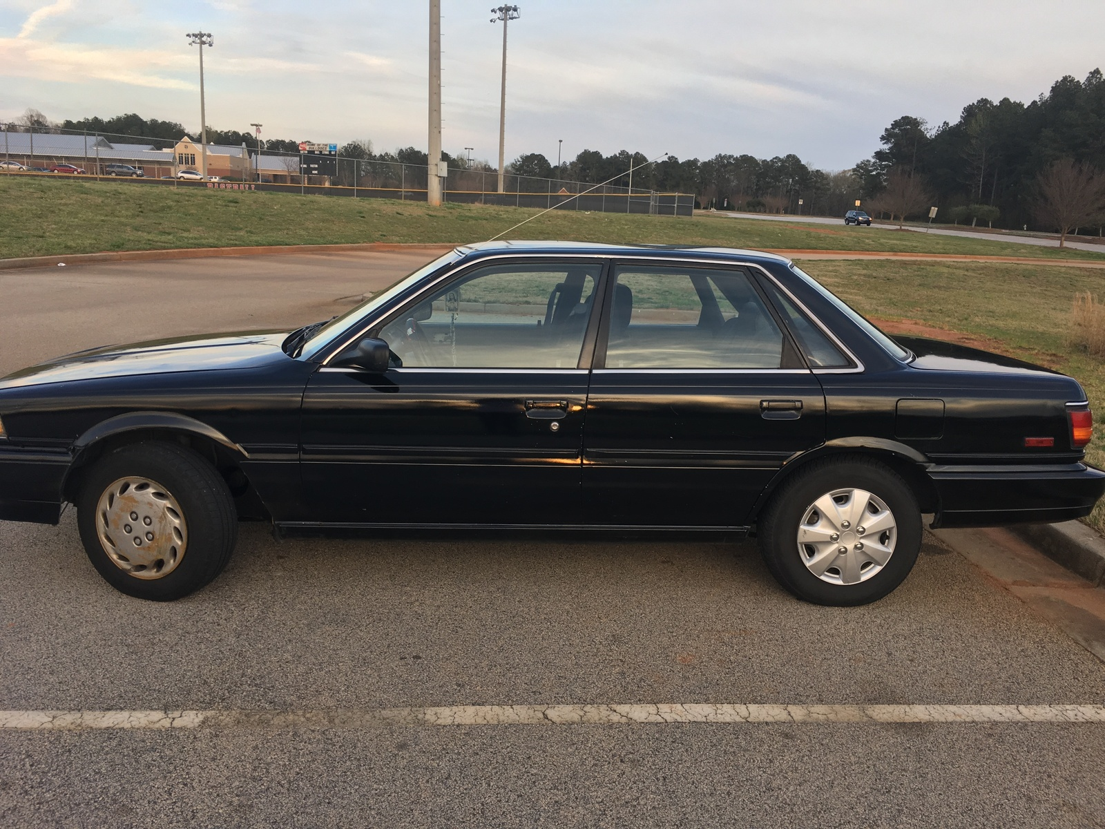 1990 Toyota Camry Overview Cargurus
