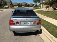 1998 Lexus GS 400 Overview