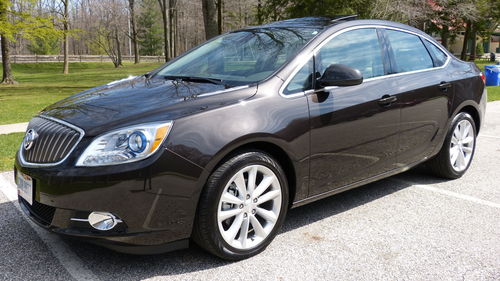 Picture of 2015 Buick Verano Convenience