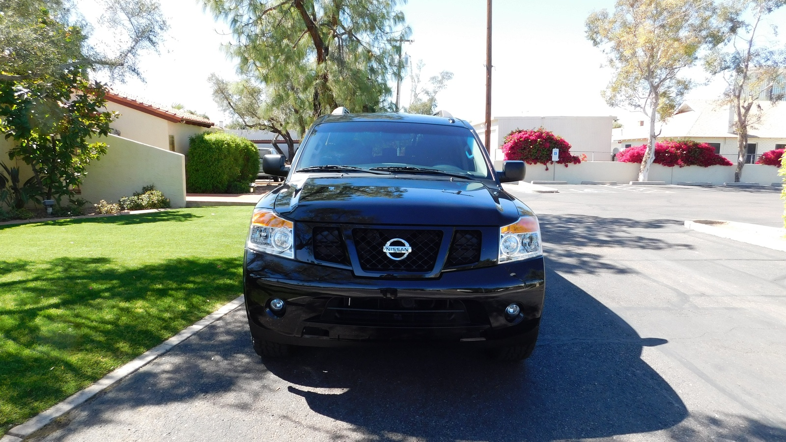 Picture of 2015 Nissan Armada SV 4WD