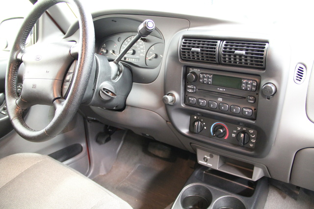 Picture Of 2000 Ford Ranger XLT Extended Cab SB, Interior, Gallery_worthy