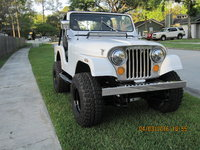 1977 Jeep CJ-5 Overview