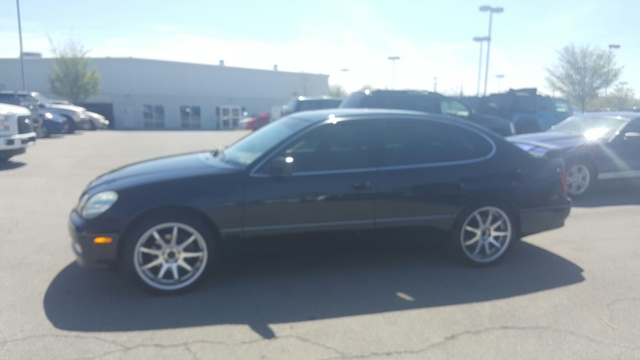 Picture of 2003 Lexus GS 430 Base