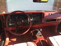 1985 Jeep Cherokee Interior Pictures Cargurus