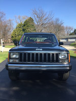 Picture of 1985 Jeep Cherokee 2 Dr Pioneer 4WD, exterior