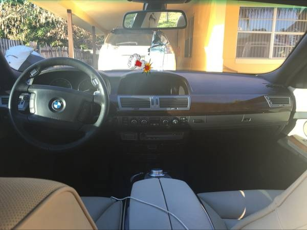 Picture Of 2007 BMW 7 Series 750Li Interior Gallery Worthy