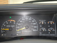 Picture of 1999 Chevrolet C/K 2500 LS Extended Cab LB, interior