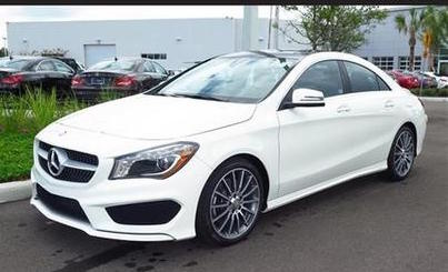 Picture of 2016 Mercedes-Benz CLA-Class CLA250
