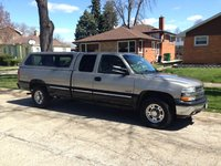 Picture of 1999 Chevrolet Silverado 2500 3 Dr LS Extended Cab LB HD, exterior