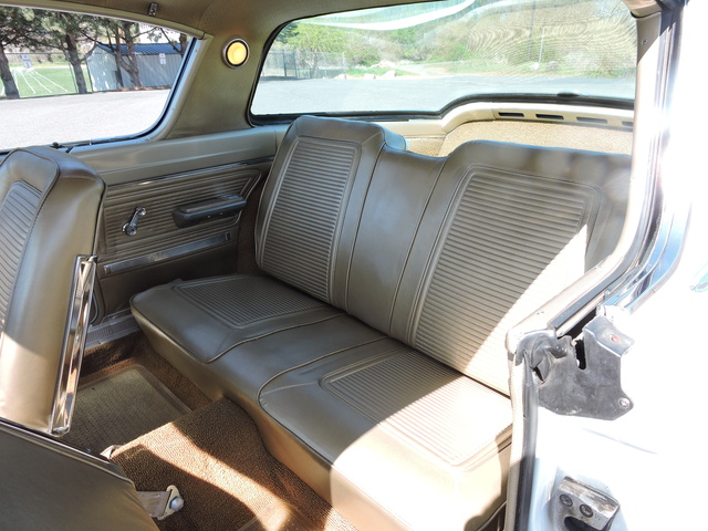 1965 Plymouth Barracuda - Interior Pictures - CarGurus