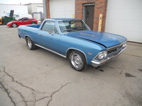 1966 Chevrolet El Camino Overview