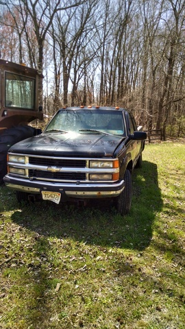 Picture of 1996 Chevrolet C/K 2500 Cheyenne Extended Cab LB HD 4WD