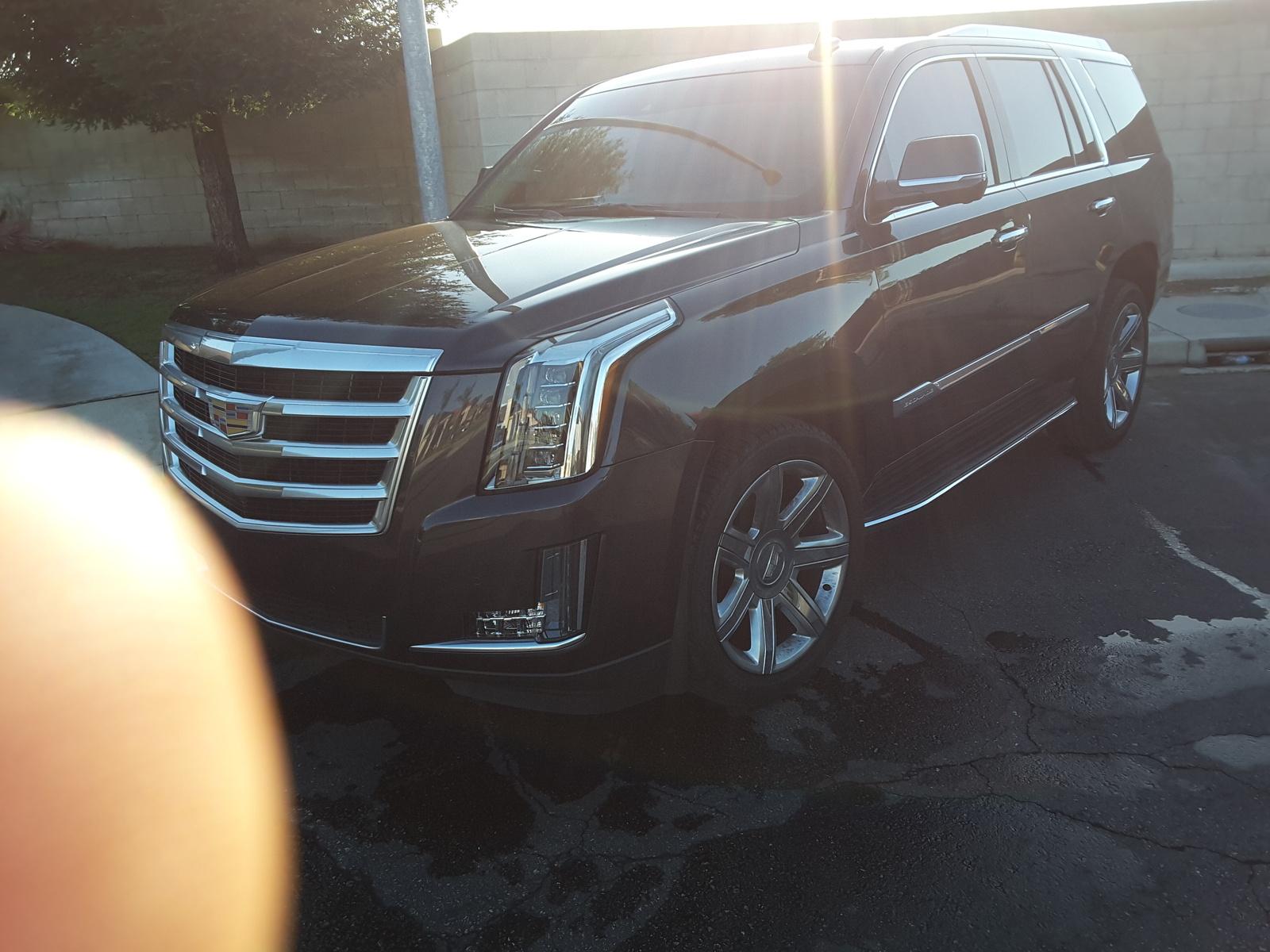 Picture of 2016 Cadillac Escalade Premium