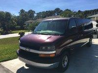 Picture of 2003 Chevrolet Express G3500 Passenger Van Extended, exterior