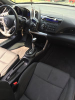 Picture of 2012 Honda CR-Z Base Hatchback, interior