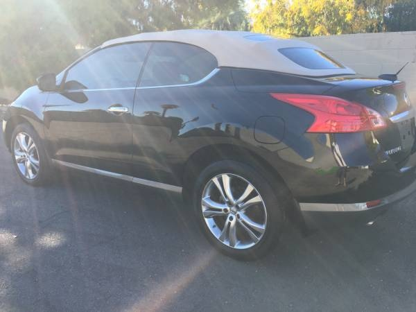 Picture of 2011 Nissan Murano CrossCabriolet Base