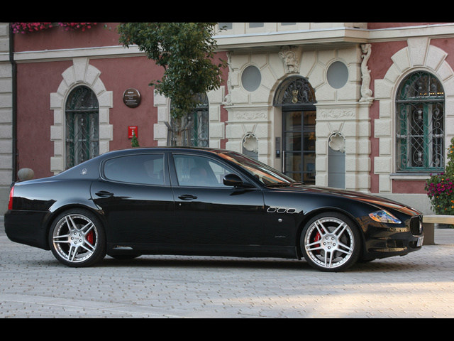 Picture of 2011 Maserati Quattroporte