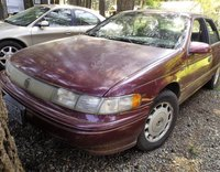 Picture of 1993 Mercury Sable 4 Dr LS Sedan, exterior