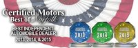 Certified Motors logo