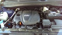 Picture of 2014 Hyundai Tucson Limited AWD PZEV, engine