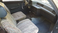 Picture of 1983 Honda Civic 1500 DX Hatchback, interior