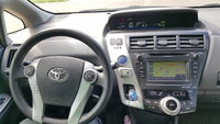 Picture of 2012 Toyota Prius v Three, interior