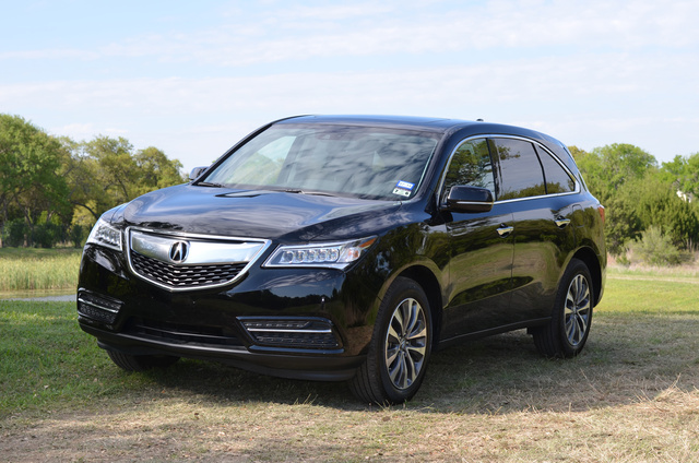 2015 acura mdx overview cargurus. Black Bedroom Furniture Sets. Home Design Ideas