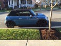 Picture of 2013 MINI Cooper S Convertible, exterior