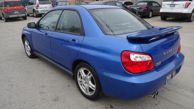 Picture of 2004 Subaru Impreza WRX Base