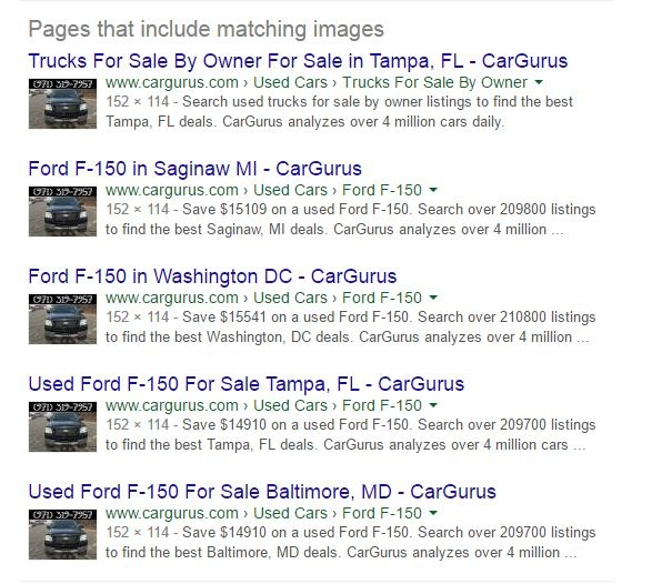Ford F-150 Questions - Same Scam from other sites!! Sgt
