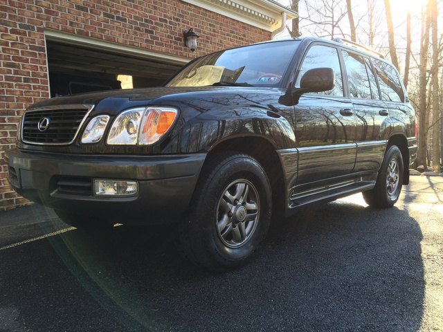 Picture of 2002 Lexus LX 470 4WD