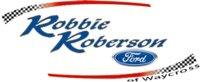 Robbie Roberson Ford logo