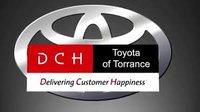 DCH Toyota of Torrance logo