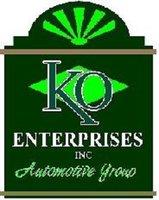 KO Enterprises logo