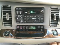 Picture of 2005 Buick Park Avenue Base, interior