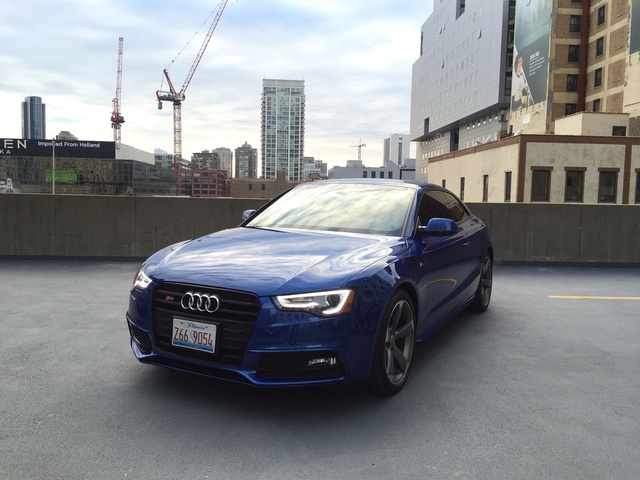 Picture of 2015 Audi S5 3.0T quattro Premium Plus Coupe AWD