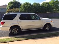 Picture of 2007 Toyota Sequoia 4 Dr SR5 V8, exterior