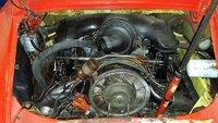 Picture of 1973 Porsche 911 E, engine