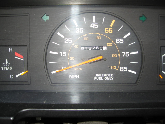 Picture of 1984 Toyota Pickup 2 Dr STD 4WD Standard Cab SB, interior, gallery_worthy