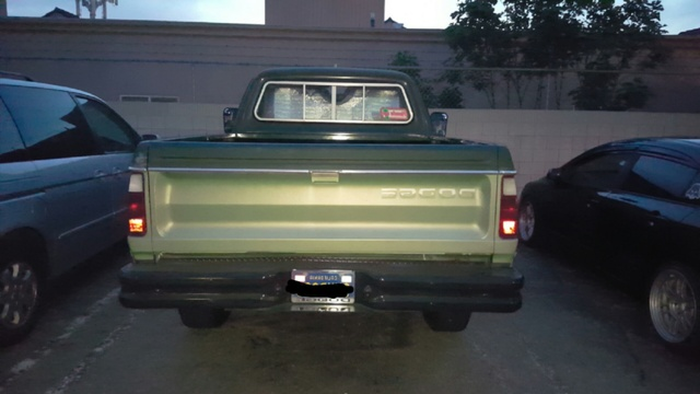 Picture of 1977 Dodge Power Wagon 150