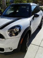 Picture of 2013 MINI Cooper Paceman S, exterior