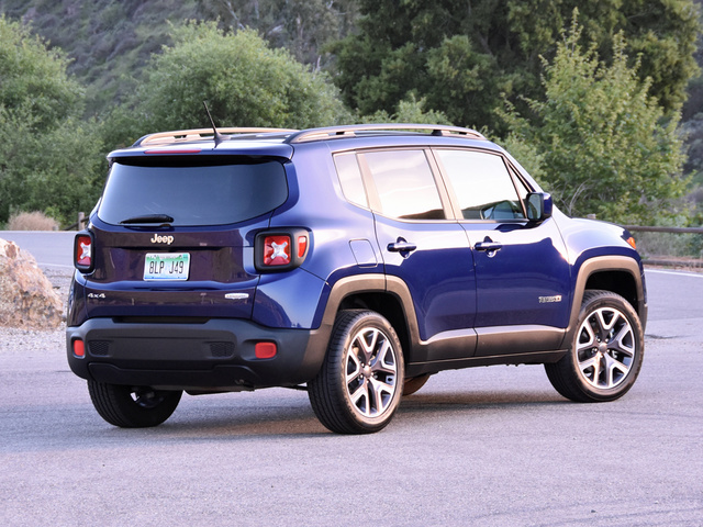 2016 Jeep Renegade Overview Cargurus