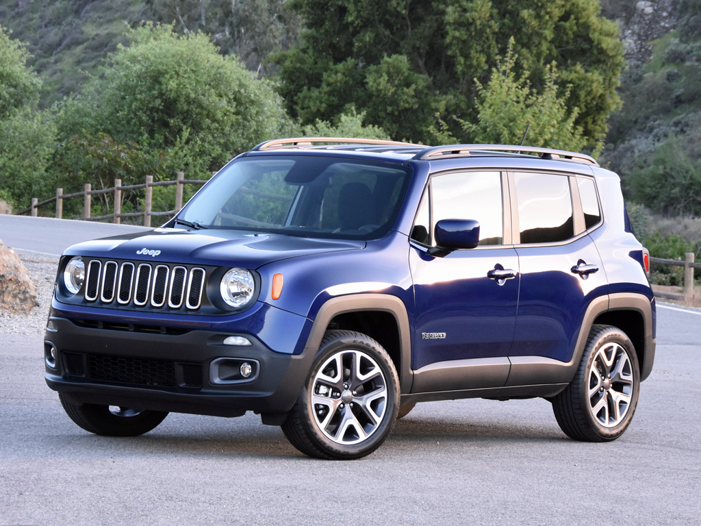 2016 / 2017 Jeep Renegade For Sale In Your Area