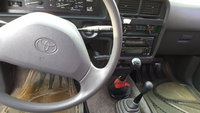 Picture of 1995 Toyota Pickup 2 Dr DX 4WD Extended Cab SB, interior