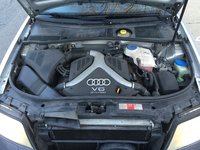 Picture of 2002 Audi Allroad Quattro 4 Dr Turbo AWD Wagon, engine