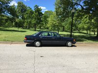 Picture of 1991 Mercedes-Benz 420-Class 4 Dr 420SEL Sedan, exterior, gallery_worthy