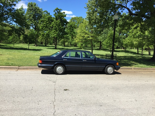 Picture of 1991 Mercedes-Benz 420-Class 4 Dr 420SEL Sedan