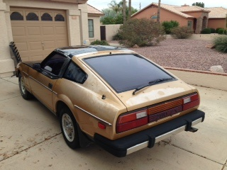 Picture of 1980 Nissan 280ZX
